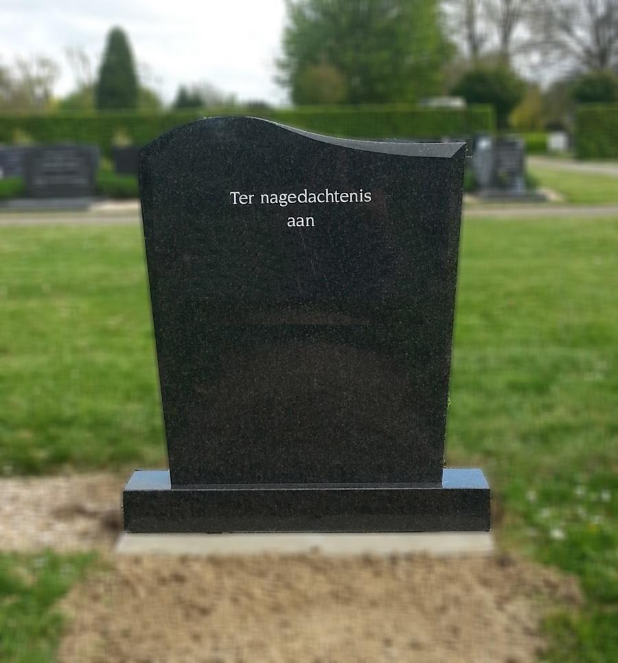 grafsteen Bergen op Zoom
