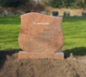 tulpvormige grafmonument Noord Brabant