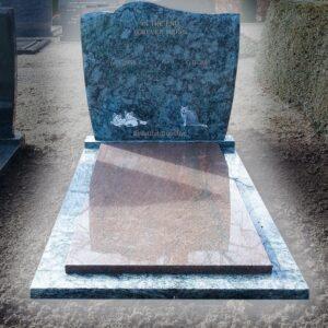 grafsteen-grafmonument-met-omranding-dekplaat-es-28-verde-maritaka