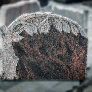 natuurlijke grafsteen 3