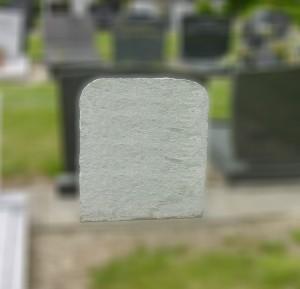 Natuurlijke grafsteen Oosterhout