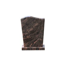 Staande-kleine-grafsteen-himalaya-graniet-ES-21-klein